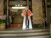 宮崎県庁 - 正面入口